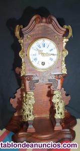 Reloj aleman lenzkirch de sobremesa de