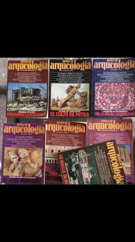 Revistas de arqueología