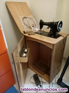 Vendo maquina de coser profesional ALFA