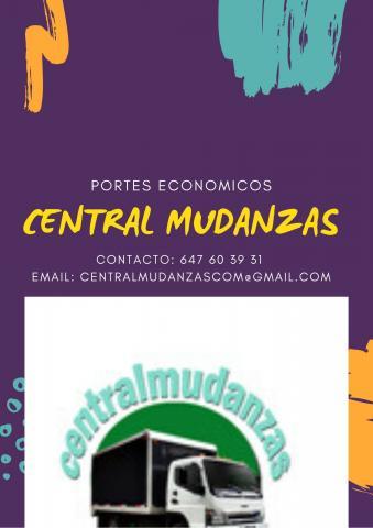MUDANZAS/GRUPAJES/PORTES/ANDALUCÍA