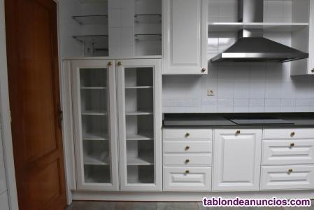 Conjunto muebles de cocina y electrodomésticos