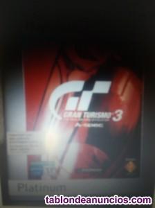 Se vende juego de PS2 Gran turismo 2