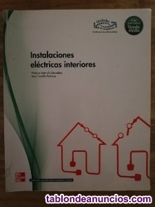 Libro instalaciones eléctricas interiores de f.p.