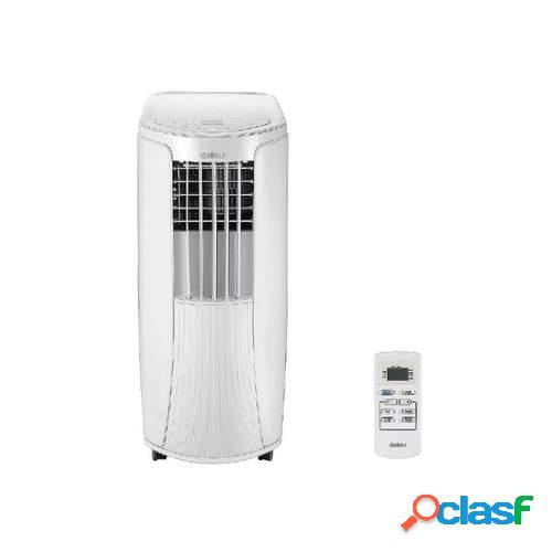 Aire Acondicionado Portátil Daitsu APD09X - Clase A, Frío