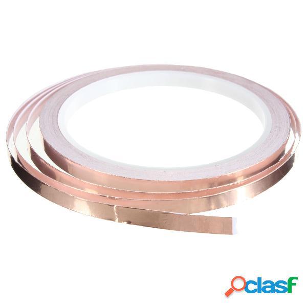 Aislante térmico de cobre autoadhesivo conductor de un solo