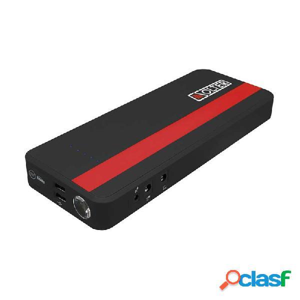 Arrancador bateria solter lt18 smart 12v 18000 mah
