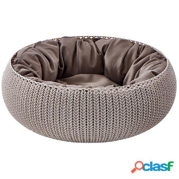 Cama perro keter cozy pet bed