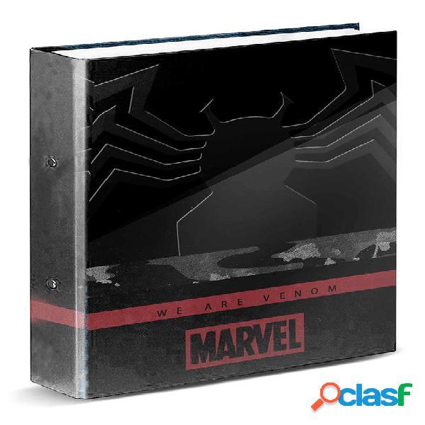 Carpeta anillas Venom Marvel