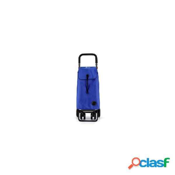 Carro compra rolser 4.2 ruedas mango graduable azul
