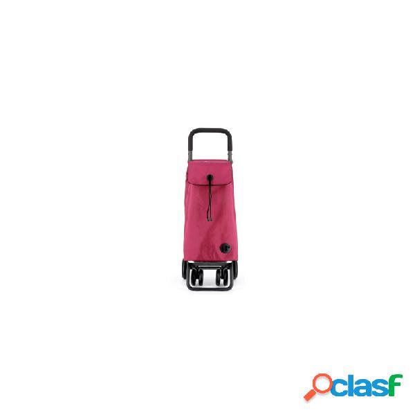 Carro compra rolser 4.2 ruedas mango graduable granate