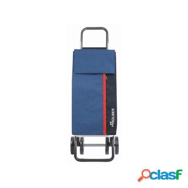 Carro compra rolser plegable kan005 azul