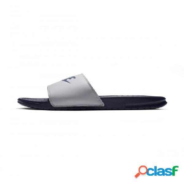 Chanclas Nike Benassi Jdi 40 Azul