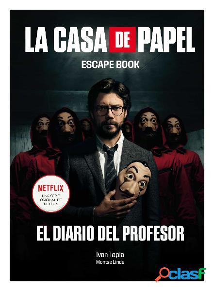 Escape Book La Casa de Papel