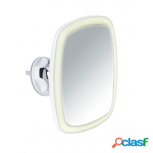 Espejo baño aumento wenko led nurri