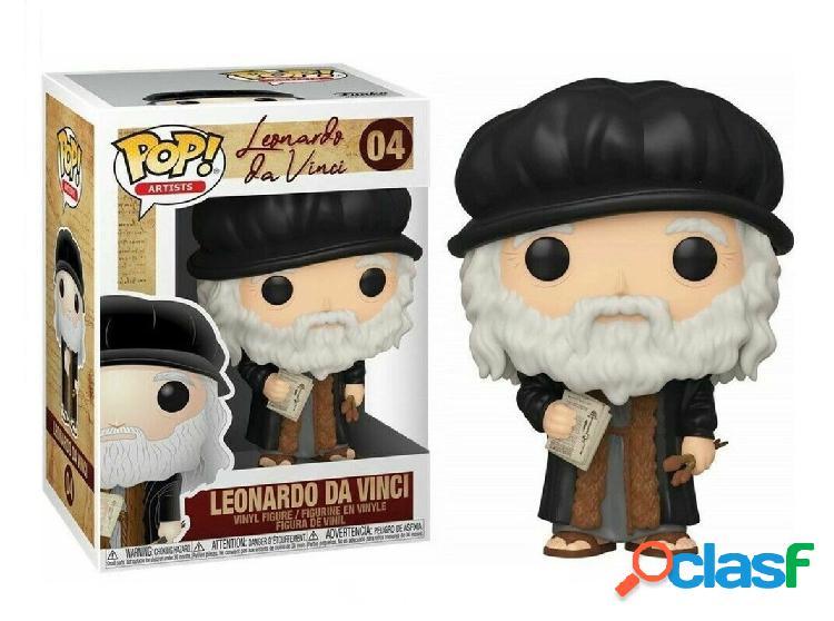 Figura Funko Pop Leonardo da Vinci
