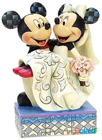 Figura Mickey & Minnie boda Disney Traditions 16cm
