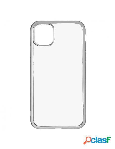 Funda Bumper Premium Plata para iPhone 11 Pro