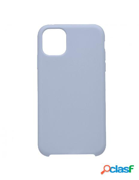 Funda Ultra suave Malva Claro para iPhone 11 Pro
