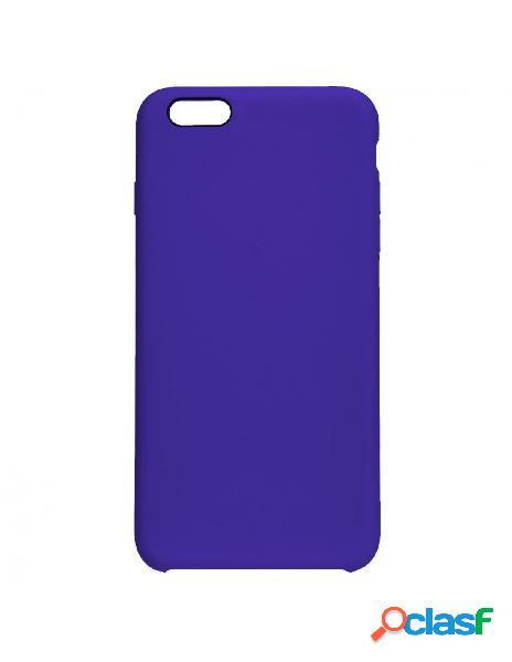 Funda Ultra suave Morada para iPhone 6S