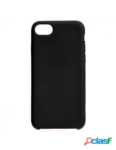 Funda Ultra suave Negra para iPhone 7