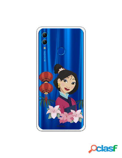 Funda para Huawei Honor 10 Lite Oficial de Disney Mulan