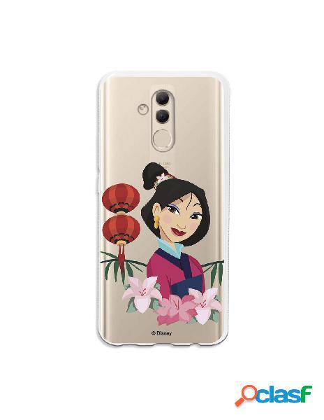 Funda para Huawei Mate 20 Lite Oficial de Disney Mulan