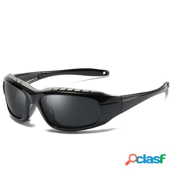 Gafas de sol retro polarizadas Sunglassess UV400 para