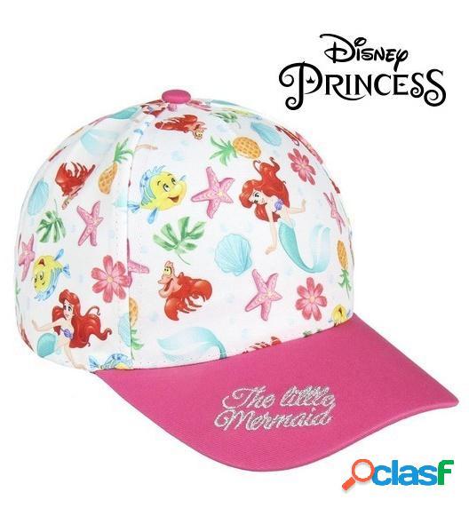 Gorra infantil La Sirenita