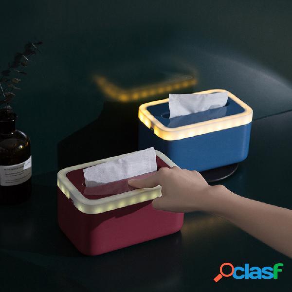 Impermeable Portapapel Cuarto de baño Dispensador de