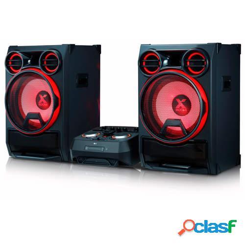 LG XBOOM CK99 - 5000W, Bluetooth, Karaoke, Party thurster,