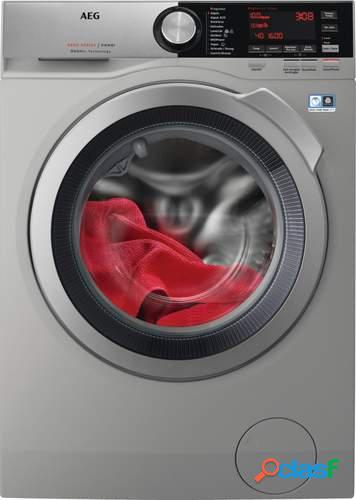 Lavadora secadora AEG L8WEC162S - A, Lava 10 kg, Seca 6 kg,
