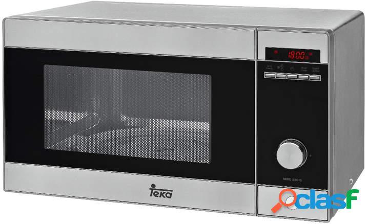 Microondas Teka MWE230G - 23L, Grill, 800W, Display, 8