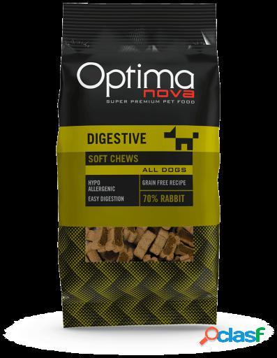 Optimanova Digestive Soft Chews Conejo 150 GR
