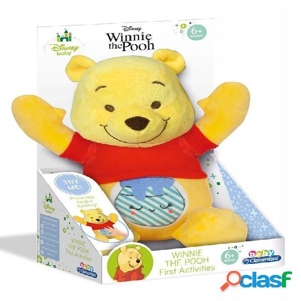 Peluche Winnie The Pooh con Luz y Sonido