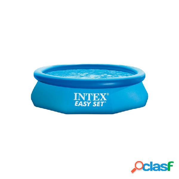 Piscina intex desmontable redonda 3853 litros con depuradora