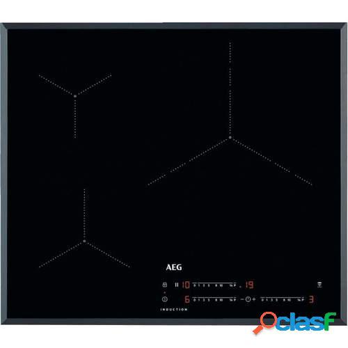Placa inducción AEG IKB63435FB - 3 Zonas (1 de 32 cm),