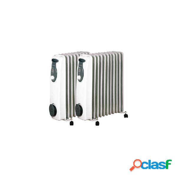 Radiador de aceite orbegozo ra2500 e