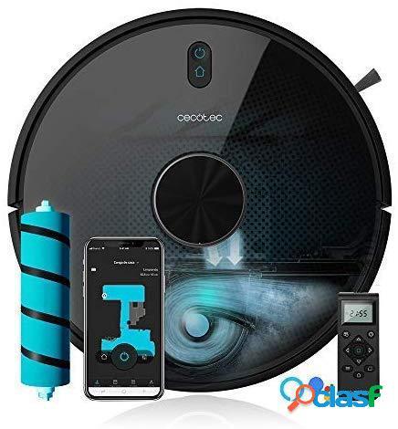 Robot Aspirador Cecotec Conga 5090 - Mapeo Láser, WiFi +