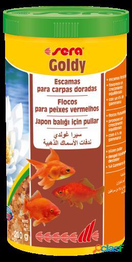 Sera Goldy nature 10 L