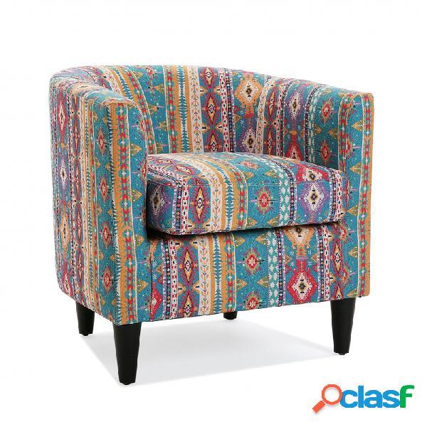 Sillon chester tapizado malik
