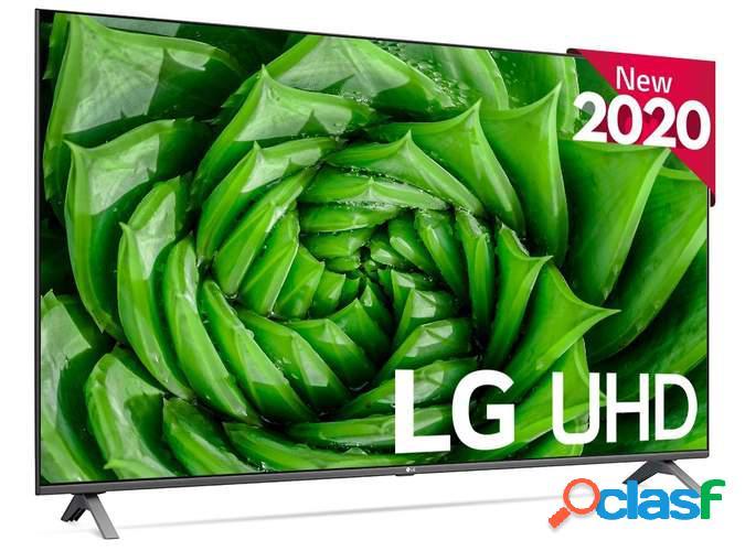 """TV LG 55"""" 55UN80006LA - UHD 4K, HDR10 Pro, Smart TV ThinQ"""