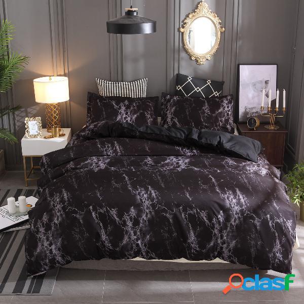 Textiles para el hogar Juego de tres piezas Juego de cama