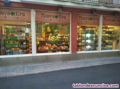 Traspaso tienda alimentación centro Sevilla
