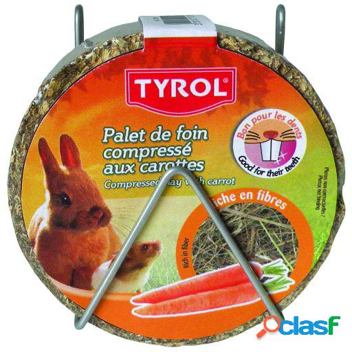 Tyrol Zanahoria compacta de rueda de heno 240 GR