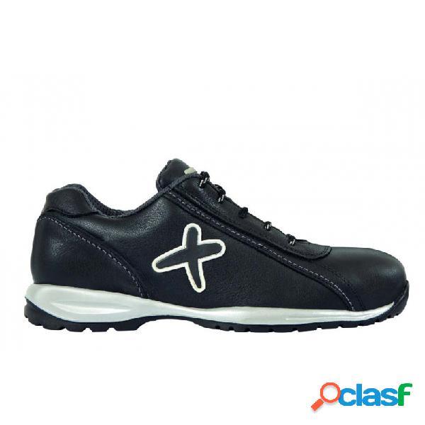 Zapato seguridad assen s3 negro talla 44