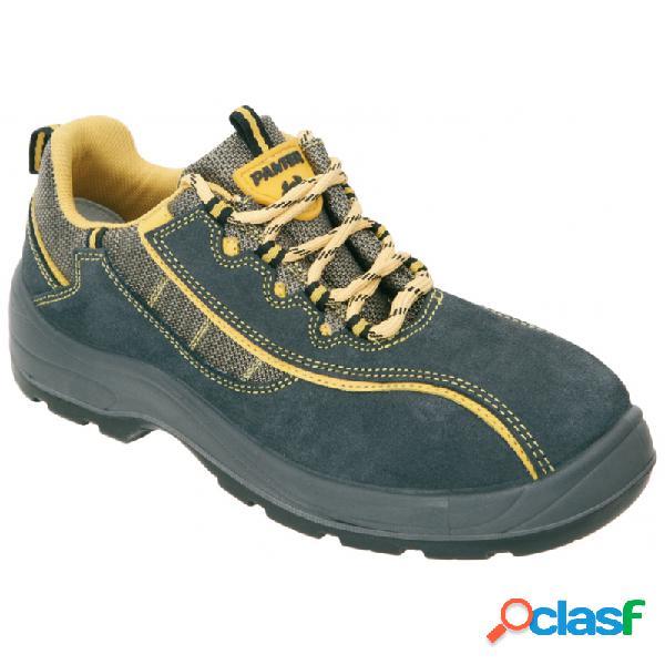 Zapato seguridad panter sumun totale s3 azul talla 38