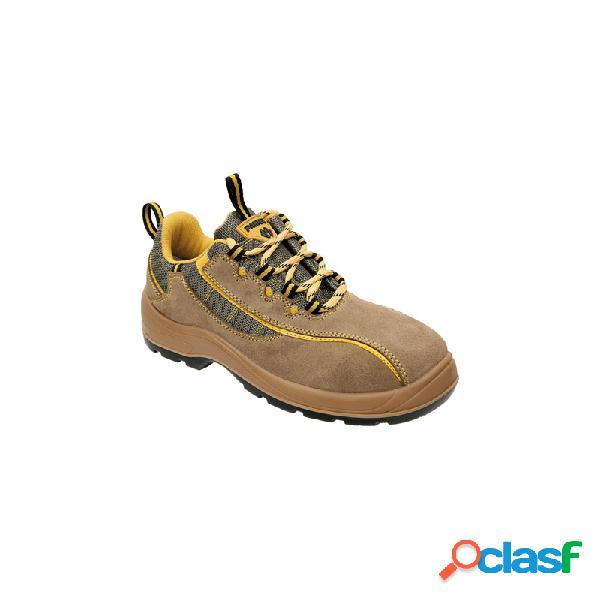 Zapato seguridad panter sumun totale s3 beig talla 40
