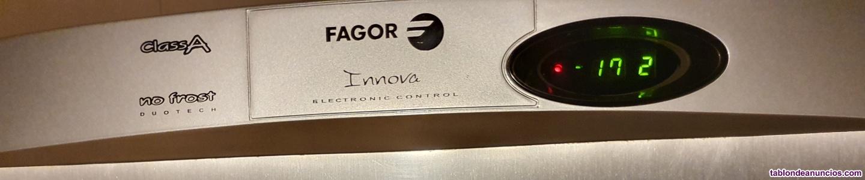 Frigorifico fagor innova electronic control no frost class A
