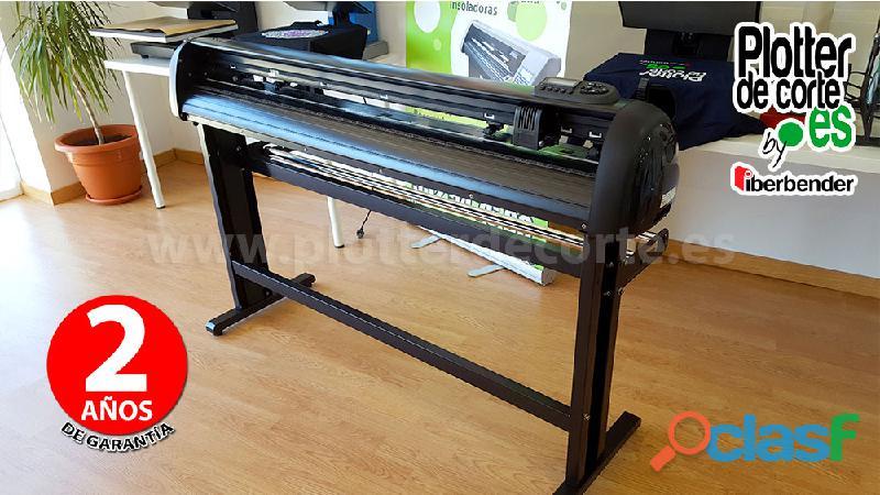 Plotter de corte Refine CC1350 con laser de posicionamiento