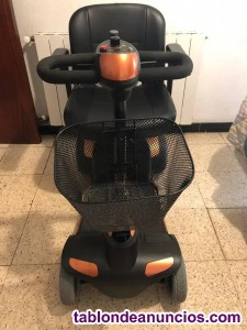 Scooter electrica para personas con movilidad reducida